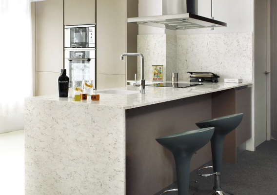 photo for silestone countertops