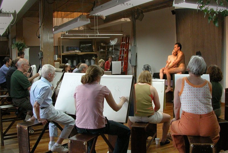 The Drawing Workshop: 4410 N Ravenswood Ave, Chicago, IL
