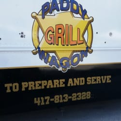 Paddy Wagon Food Truck Springfield Mo