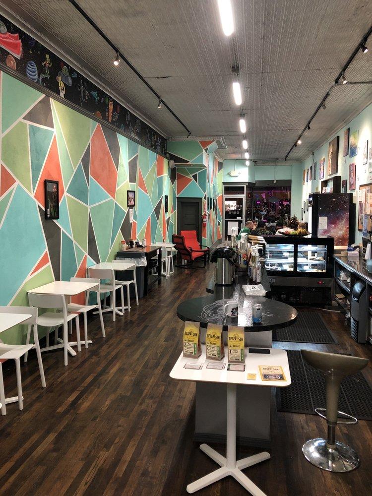 Cosmic Cafe: 220 W Main St, Farmington, NM
