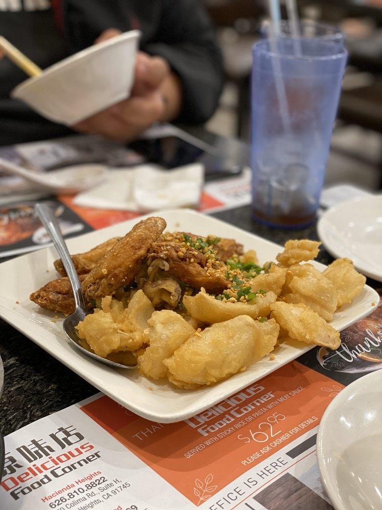 Delicious Food Corner: 8632 Valley Blvd, Rosemead, CA