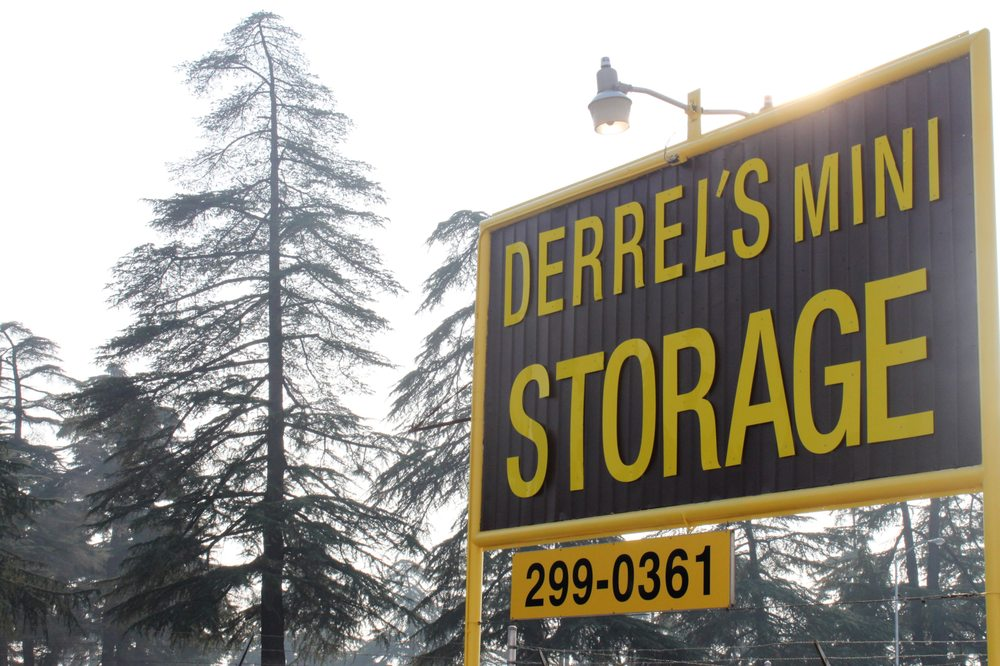 Derrel S Mini Storage Self Storage 491 Herndon Ave