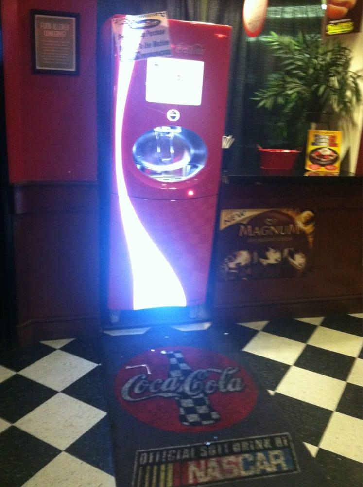 100 flavor coke machine price