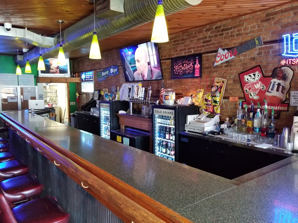 Danny Boys Irish Pub: 315 E Lake St, Horicon, WI