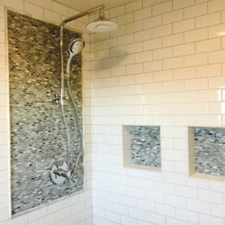 Dutchess county tile 12 photos builders hopewell for Bathroom remodel utah county