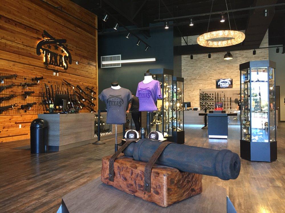 Texas Gun Club: 206 Brand Ln, Stafford, TX