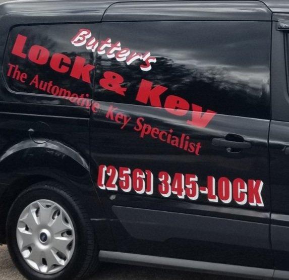 Butters Lock And Key: Hartselle, AL