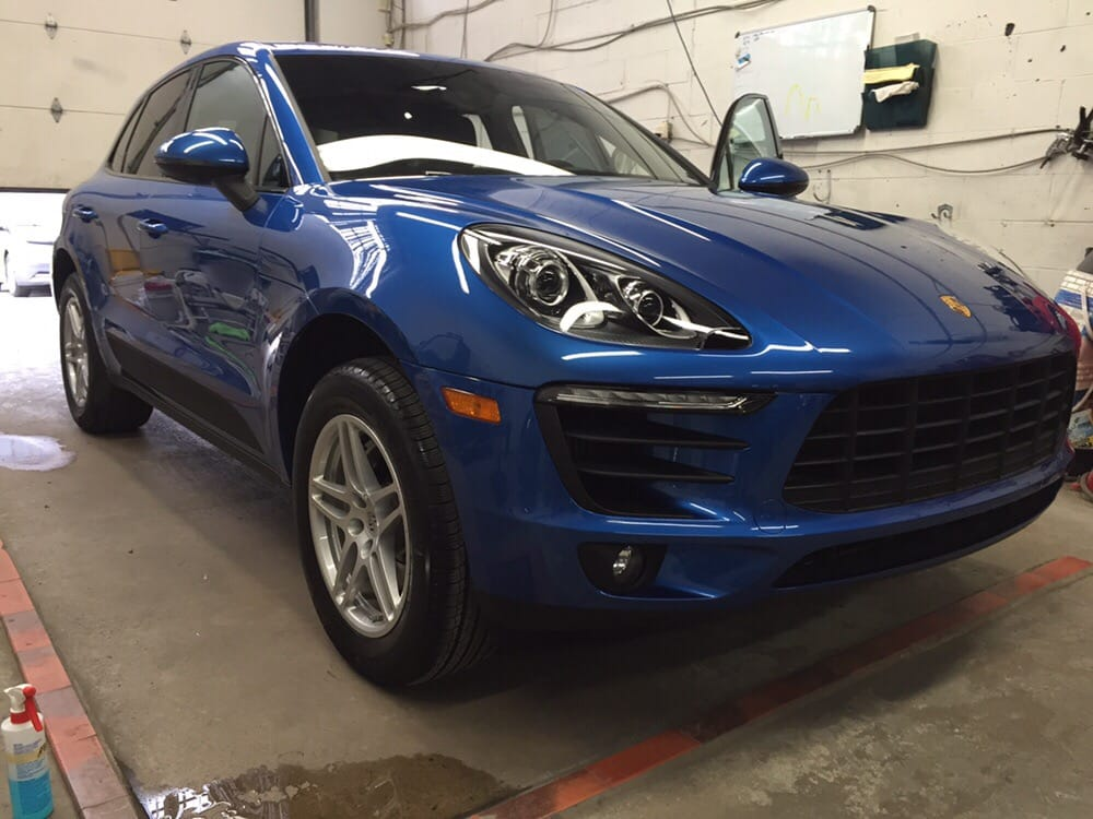 porsche macan s detailed and protected with ceramic pro 9h. Black Bedroom Furniture Sets. Home Design Ideas