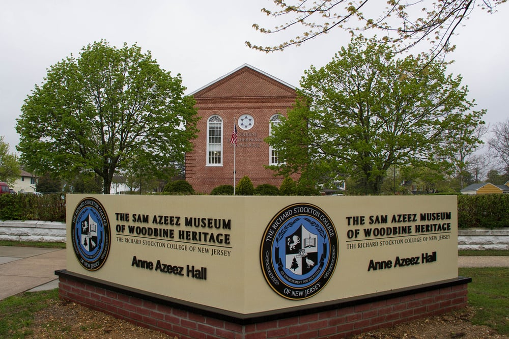 The Sam Azeez Museum of Woodbine Heritage: 610 Washington Ave, Woodbine, NJ