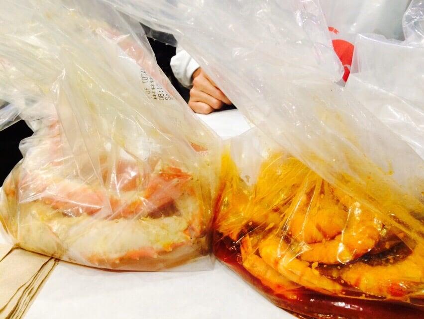 Alaska Crab and Tiger Shrimp - Yelp