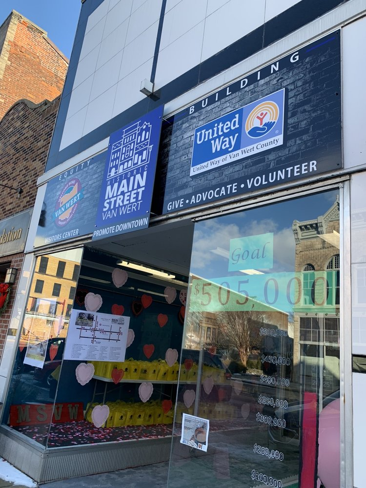 Main Street Van Wert: 136 E Main St, Van Wert, OH