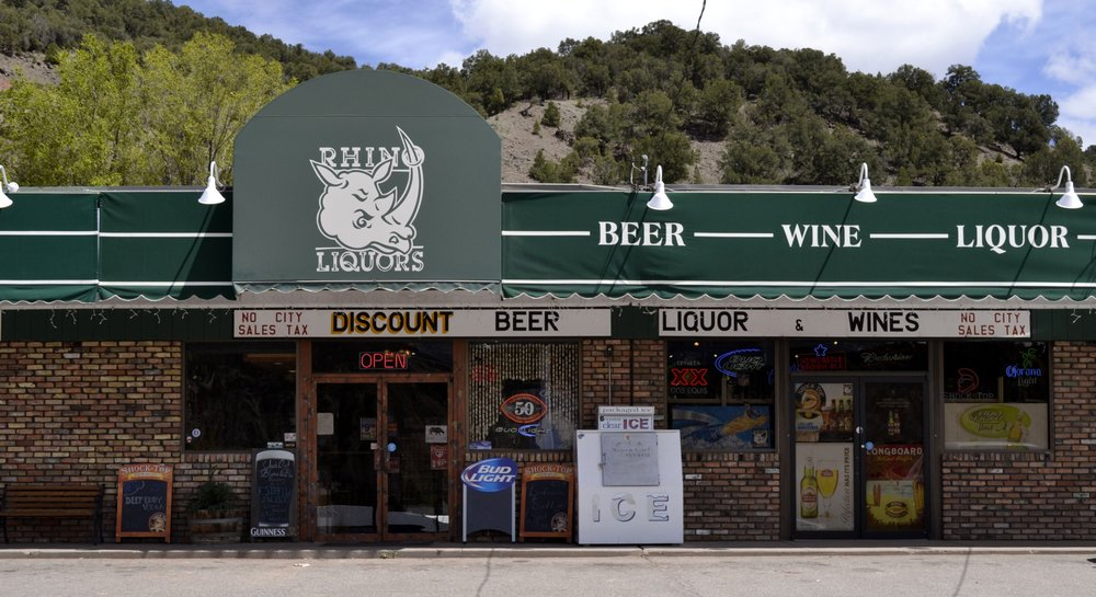 Rhino Liquors: 6820 Highway 82, Glenwood Springs, CO