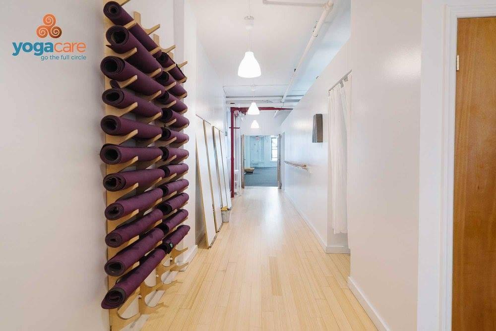 YogaCare: 121 Fulton St, New York, NY