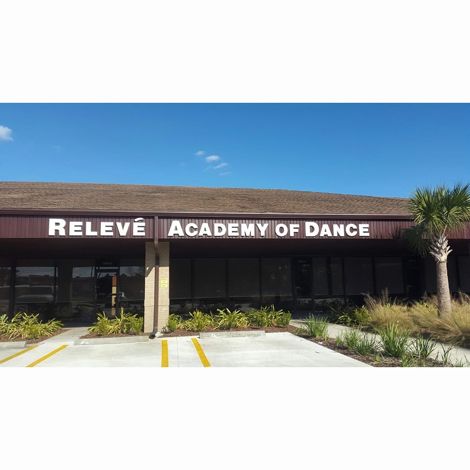 Relevé Academy of Dance: 769 Blanding Blvd, Orange Park, FL