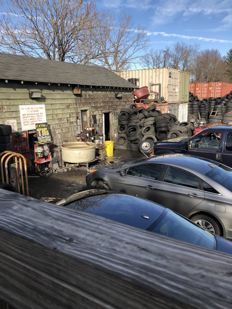 K & K Tires: 816 Oregon Ave, Linthicum Heights, MD