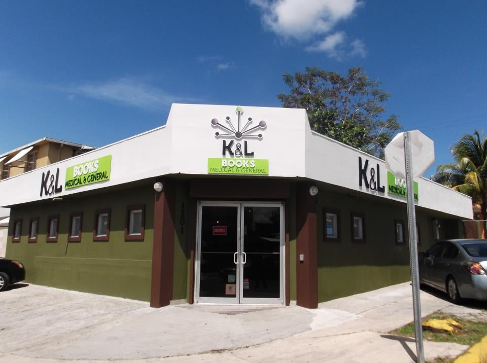 K&L Books Medical & General: 1201 Ave Americo Miranda, San Juan, PR