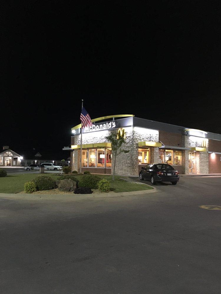 McDonald's: 1834 Hwy 31 N, Lonoke, AR