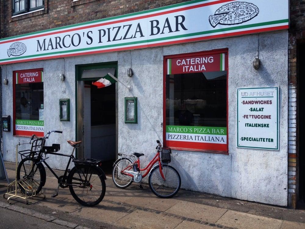 marcos pizza vanløse