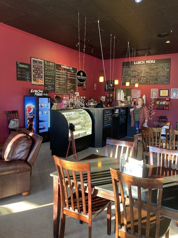 Espresso Etc: 628 N Main St, Russell, KS