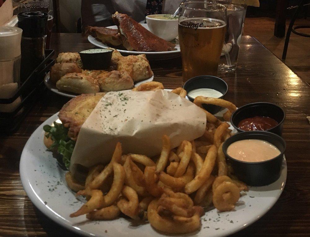 Heritage Bar & Kitchen: 122 S Monroe St, Spokane, WA