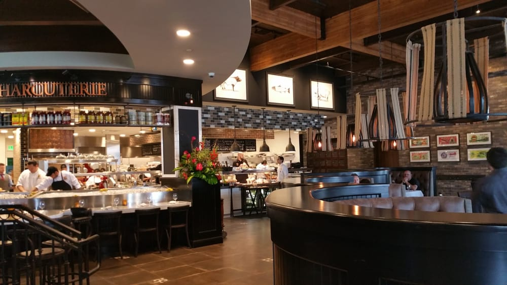 Inside yelp for Taps fish house irvine