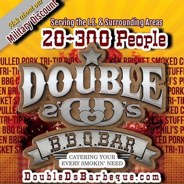 Double D's BBQ Bar: Alta Loma, CA