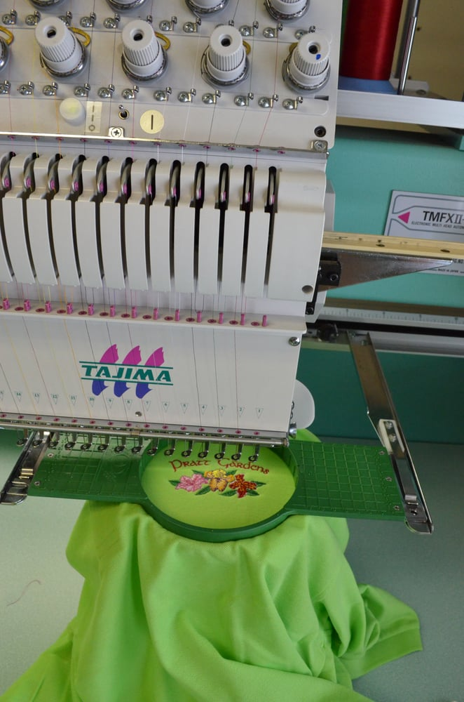 Classic Touch Embroidery: 268 Woodstown Daretown Rd, Pilesgrove, NJ