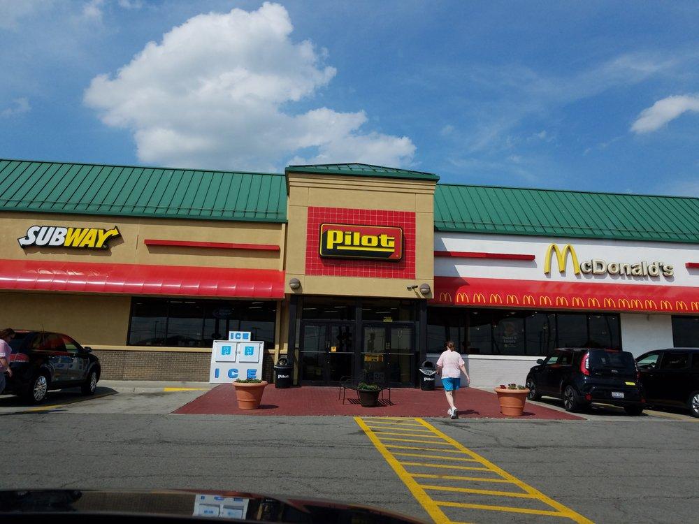 Pilot Travel Center: 427 E Main St, Beaverdam, OH