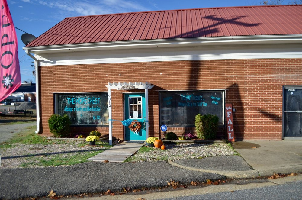 The Hope Chest: 9042 N 5 Forks Rd, Amelia Court House, VA