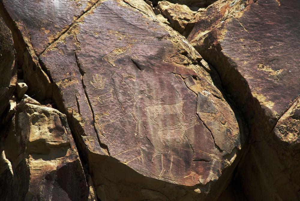 Legend Rock State Petroglyph Site: 538 N Park St, Thermopolis, WY