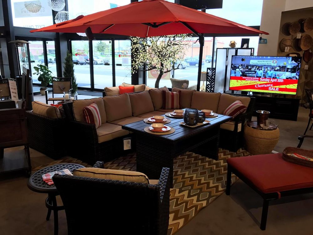 Great Photo Of Gustafsonu0027s Furniture And Mattress   Rockford, IL, United States.  Outdoor Furniture