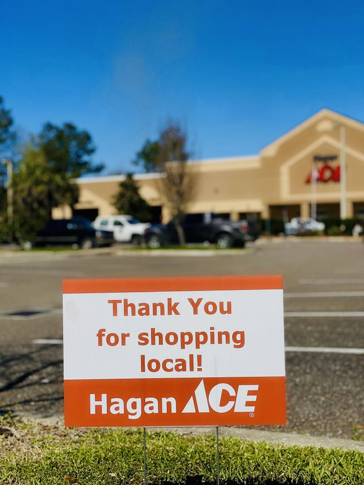 Hagan Ace Hardware: 6567 Us Hwy 90, Glen St Mary, FL
