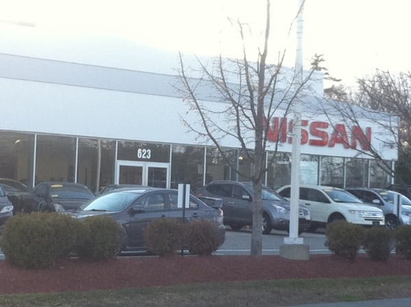 Car Dealerships In Chelmsford Ma