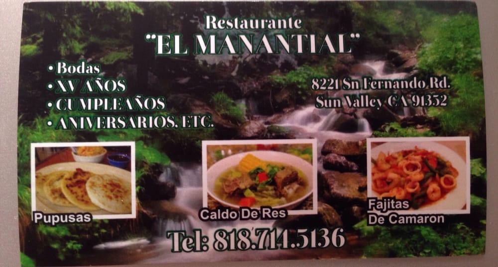 Mexican Food San Fernando Rd
