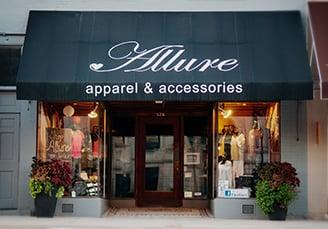 Allure Fashions: 526 Seward St, Seward, NE