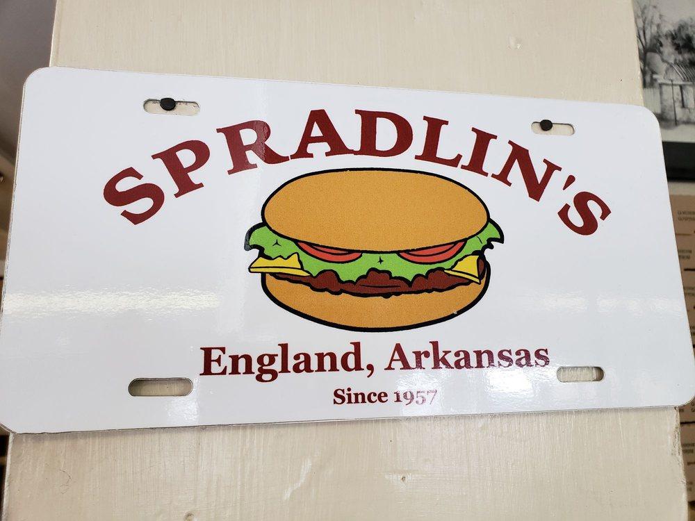 Spradlin's Dairy Delight: 324 N Main St, England, AR