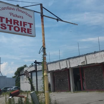 Carolina American Pickers Thrift - CLOSED - Thrift Stores -
