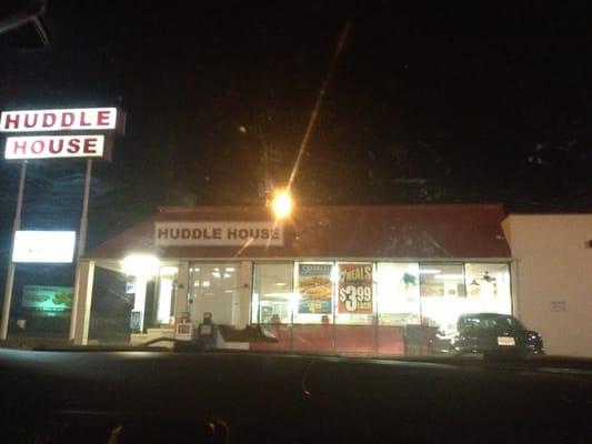 Huddle house conway sc