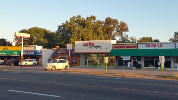 Snap Kitchen (Lovers & Inwood) 5627 W Lovers Ln Dallas, TX Meal ...