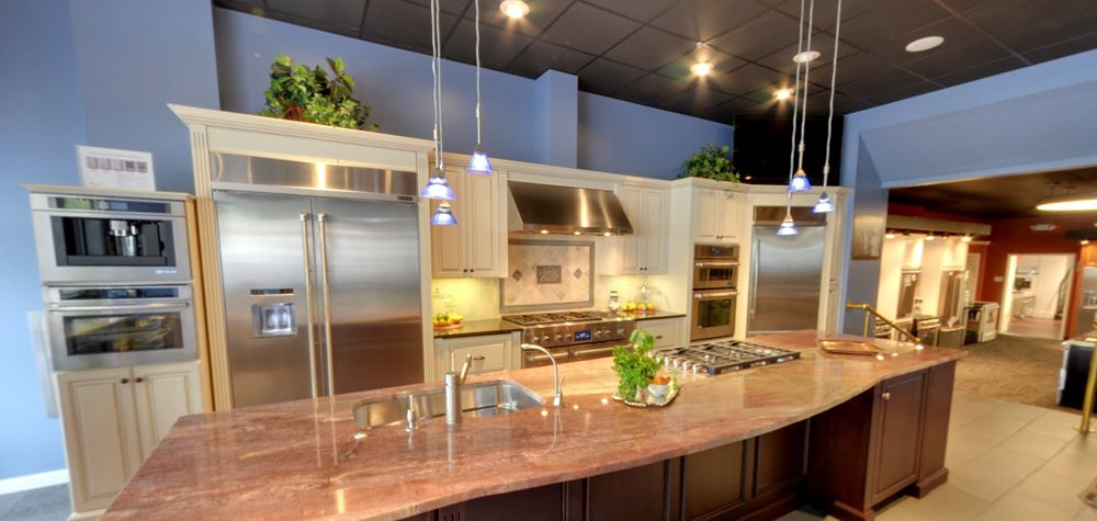 Jennair Wifi Connected Live Kitchen In Our Glenside Showroom