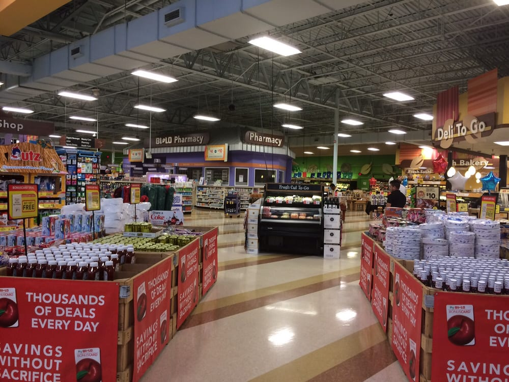 Bi Lo Stores >> Bi Lo Closed 11 Reviews Grocery 1241 38th Ave N Myrtle