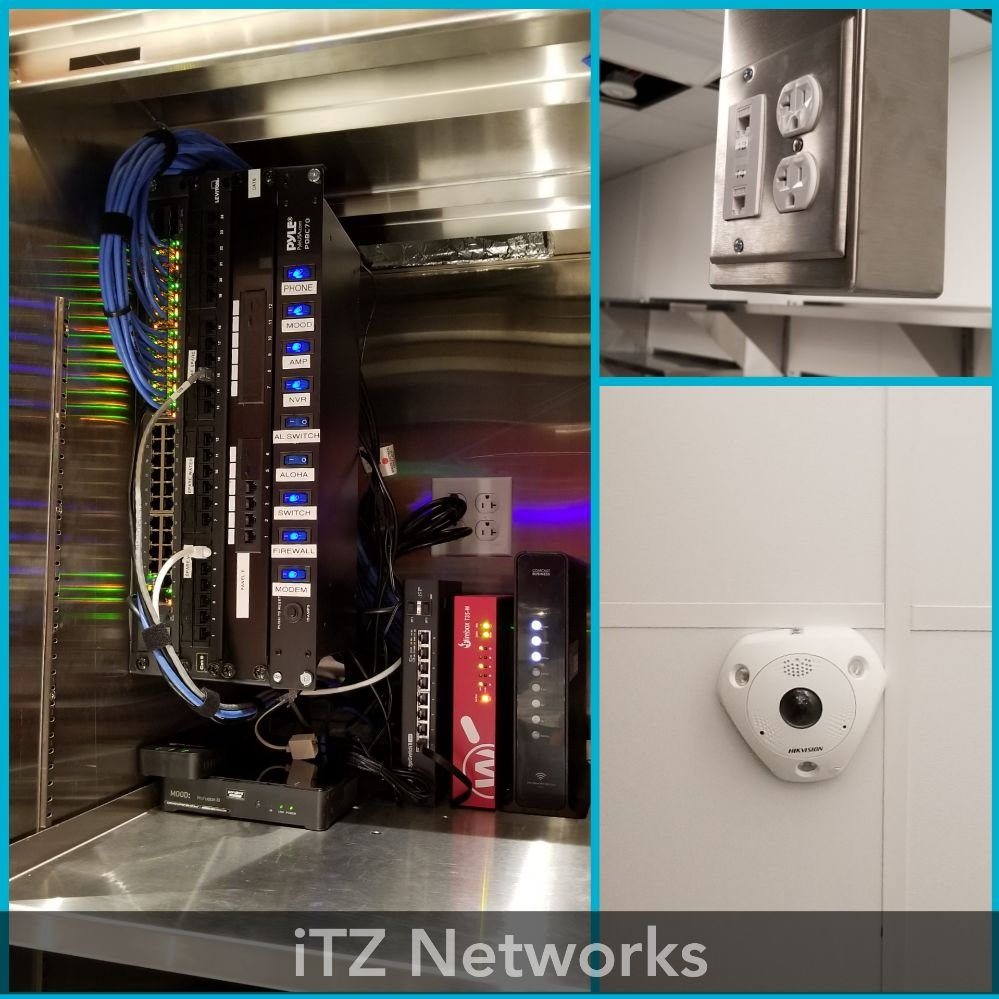 Small Business Network and Surveillance Solutions  - Yelp
