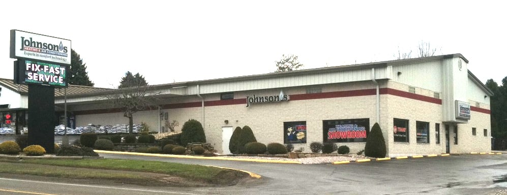 Johnson's Heating & Air Conditioning: 2231 Mt Pleasant Rd, Norvelt, PA