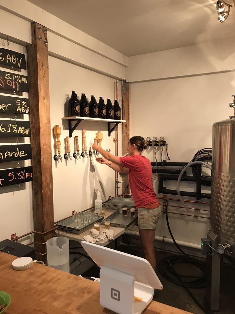Powers Farm & Brewery: 9269 Redemption Way, Midland, VA