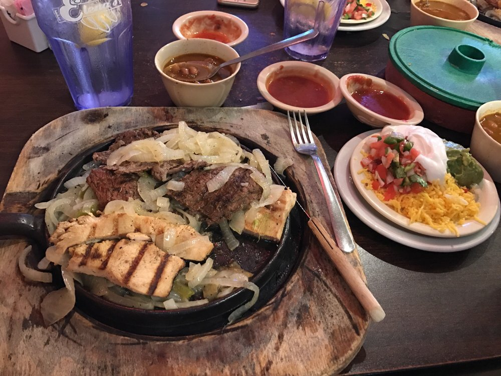 Elena's Mexican Restaurant: 1865 College St, Beaumont, TX