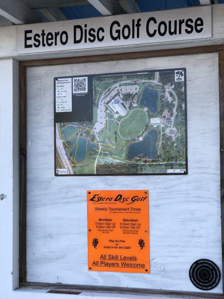 Estero Community Park: 9200 Corkscrew Palms Blvd, Estero, FL
