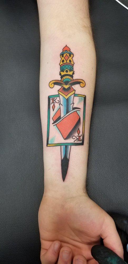Faithful Tattoo: 1222 N State St, Bellingham, WA