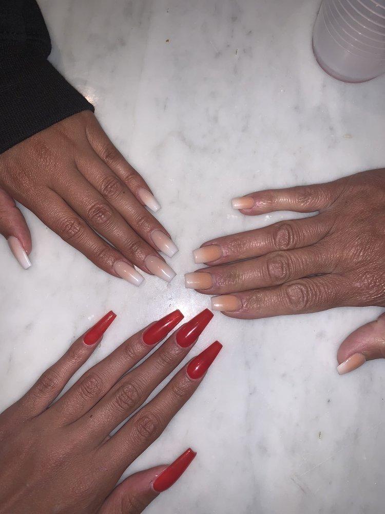 Polished Nails & Spa: 7005 Lankford Hwy, Oak Hall, VA