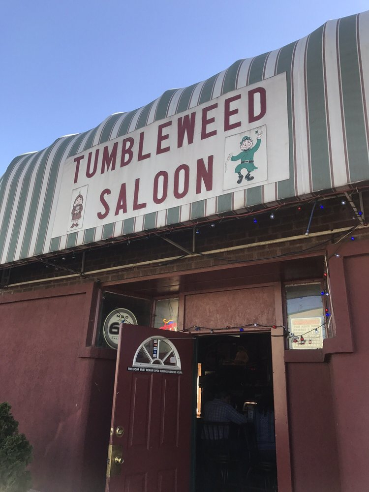 Tumbleweed Saloon: 40 W Pacific St, Blackfoot, ID