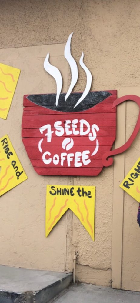 7 Seeds Coffee House: 903 A Mineral, Libby, MT